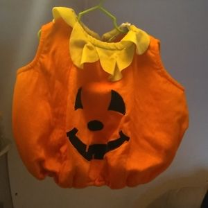 Pumpkin costume 18 month- 2t